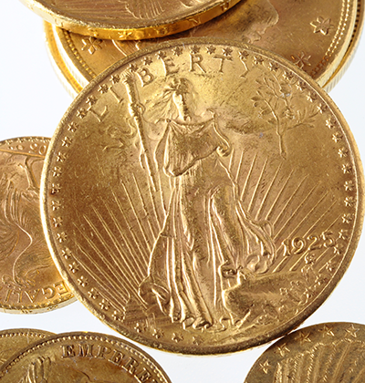 Certified, Rare Gold Coins