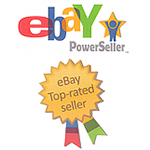 eBay Top Rated Seller Certificate